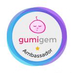 Gumigem - ambassador badge