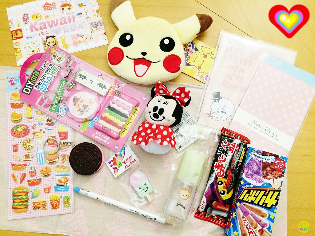 October Kawaii Box