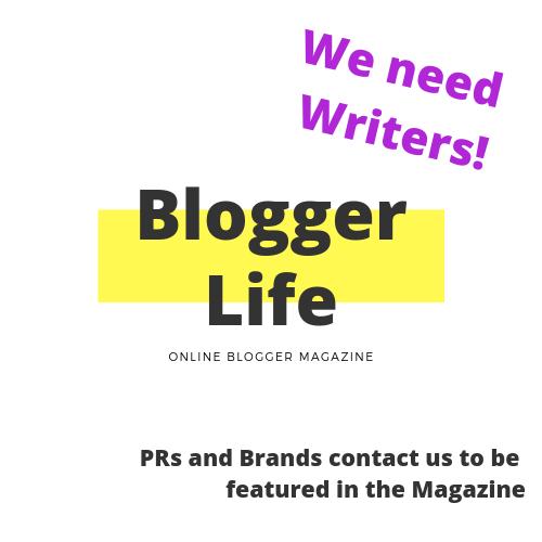 Blogger Life Magazine