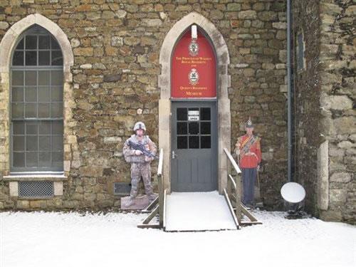 Princess of Wales' Royal Regiment and Queen's Regiment Museum