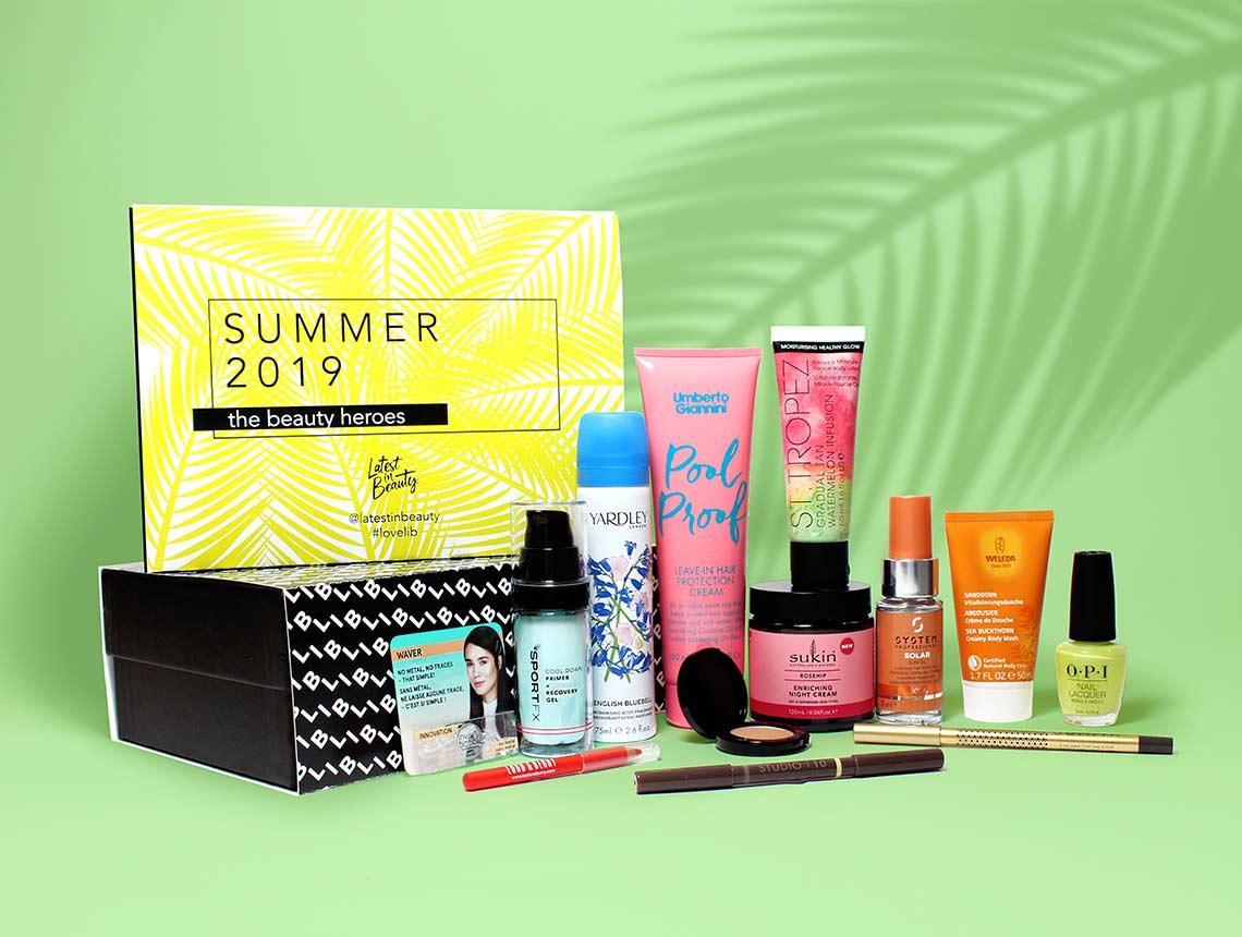 Summer Heroes Box