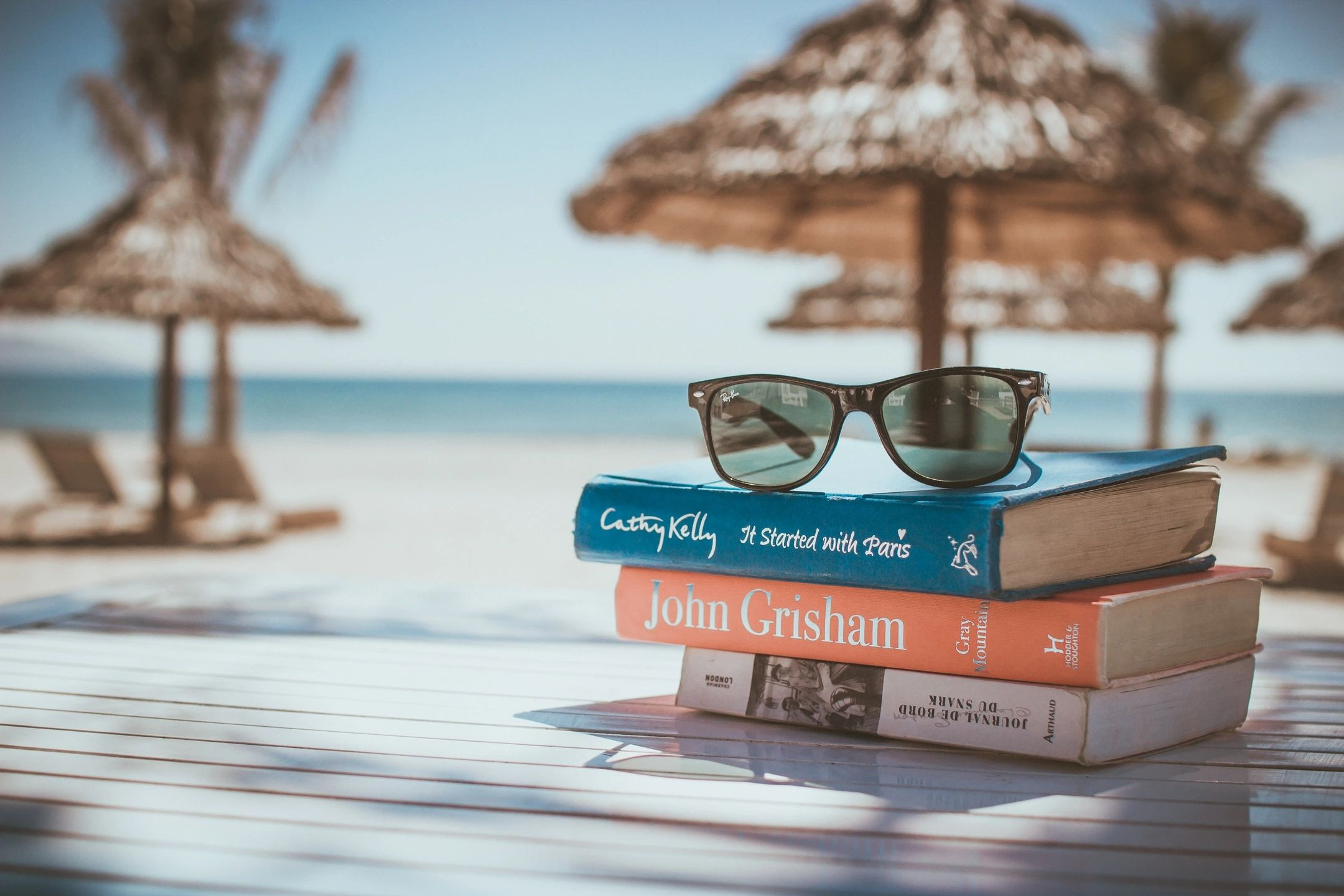 Books for Summer 2019