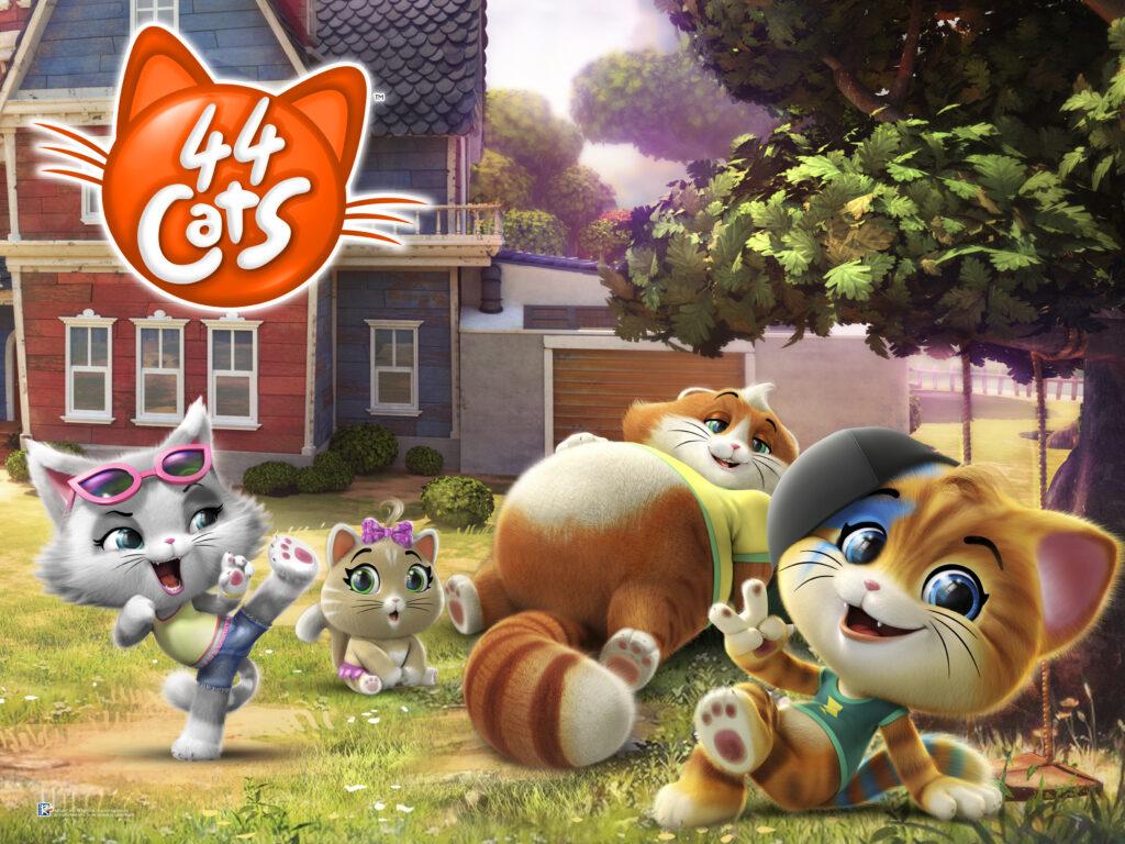 44 Cats: Nickelodeon new show - Alejandra's Life
