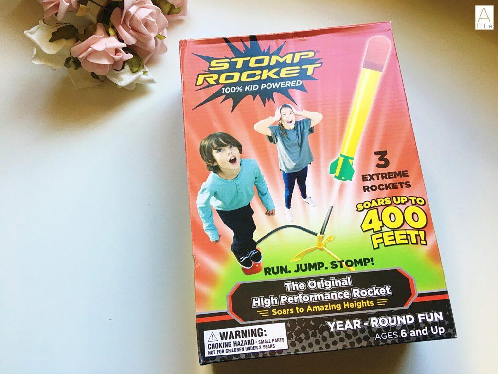 Stomp Rocket STEM