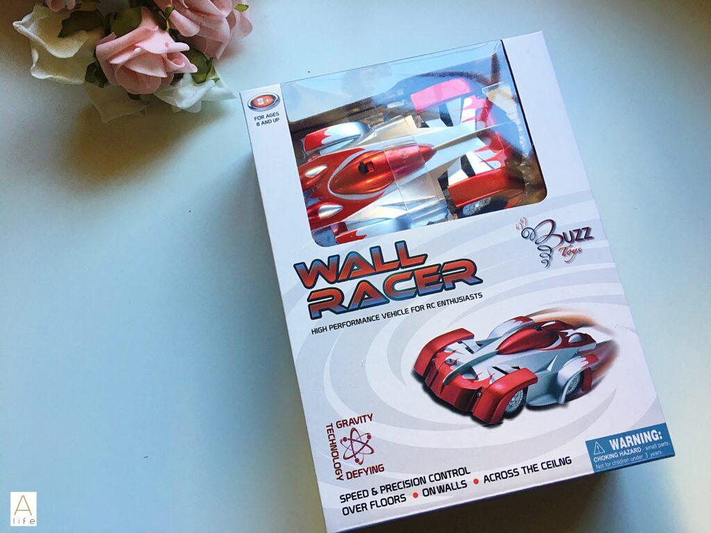 Wall Racer Christmas Gift List car