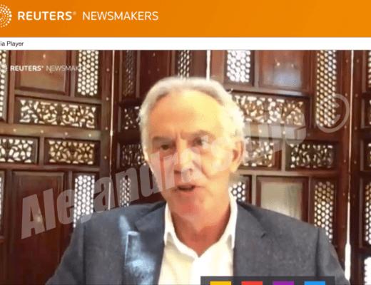 Tony Blair interview Reuters