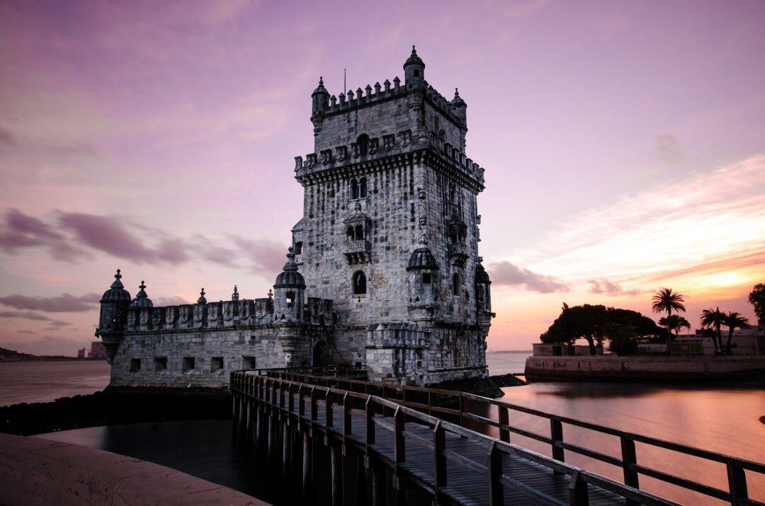 torre de belem monument portugal lisbon lisboa
