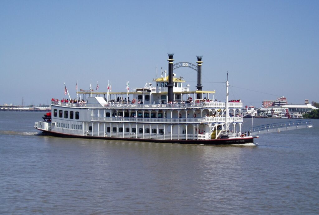 riverboat New Orleans cruise