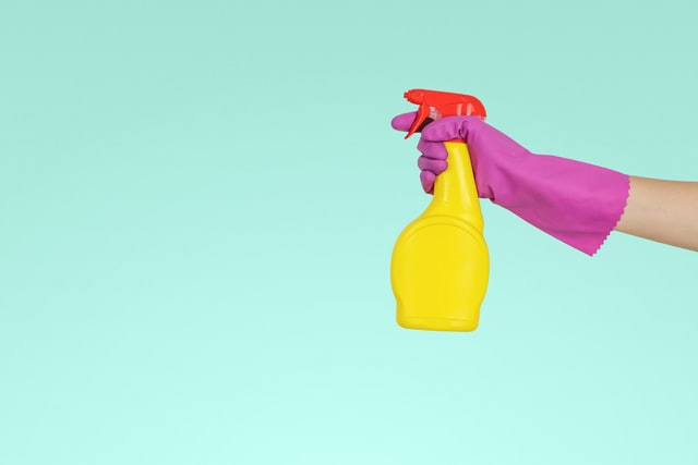 cleaning supplies you need to show that cleaning and organizing can be therapeutic
